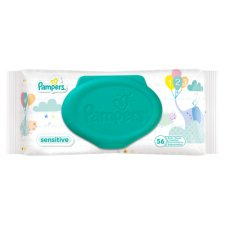 pampers sens wipes new