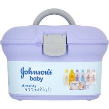 Johnsons baby essentials box