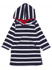 jojo maman bebe hooded towelling pull-on