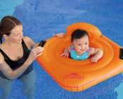 baby swimming seat aldi