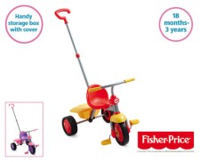 fisher price smart trike instructions