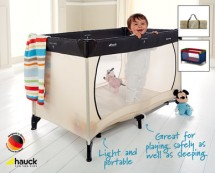 hauck dream n play travel cot Aldi specialbuy