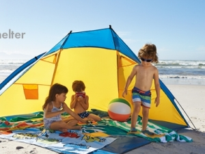 lidl beach shelter