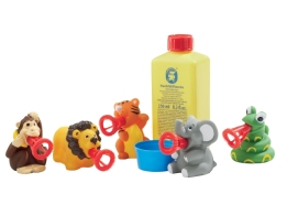 lidl event bubble animals