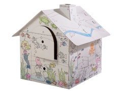 playtive colour-in playhouse