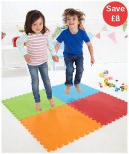 ELC recreation mats primary