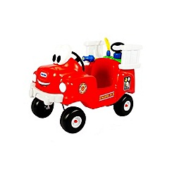 Little Tikes Fire Truck