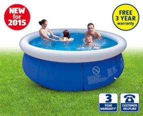 quick-up pool aldi special buy