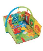 ELC safari 2 in 1 baby gym