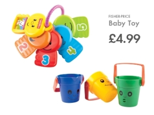 fisher price baby toys lidl