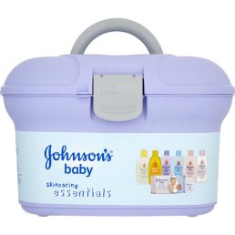 johnsons baby skincare essentials box