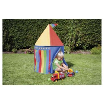 tesco circus play tent