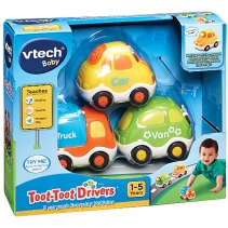 Vtech everyday vehicles