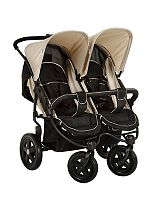 Boots hauck roadster duo pushchair