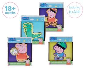 peppa pig puzzles aldi baby event