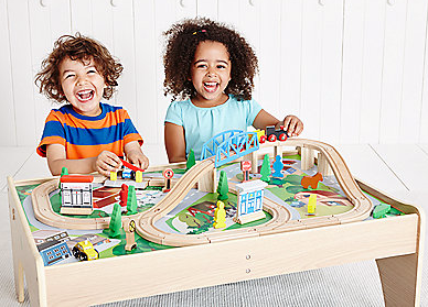 elc train table