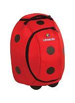Littlelife wheelie ladybird