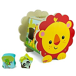 Fisher-Price Shape Sorter - £10
