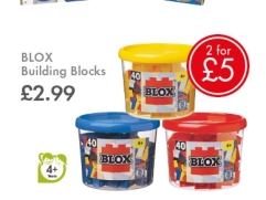 lidl blox building blocks