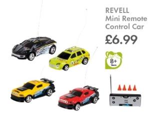 lidl mini remote control cars