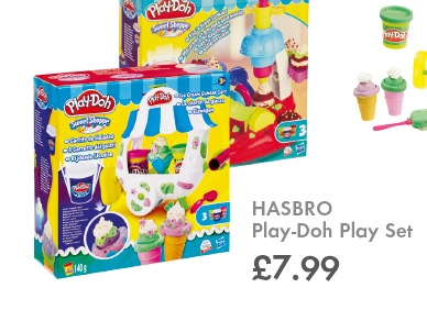 lidl play-doh sets
