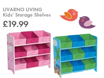 lidl storage shelves
