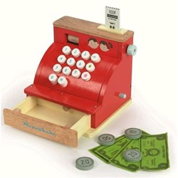 louibilou cash register