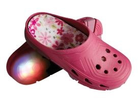 kids light-up clogs lidl