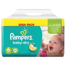 Pampers giga pack