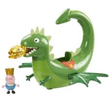 peppa pig dragon