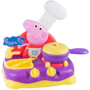 peppa pig table top kitchen
