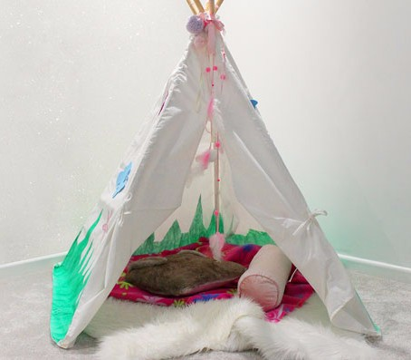 hobbycraft tent - Edited