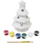 Paint your own tea light holder - £3