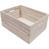 hobby wooden crate