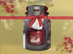 yankee candle gift set - Edited