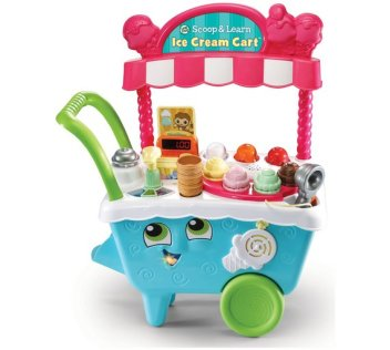 leapfrog icecream cart