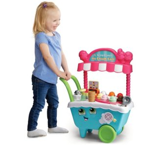 leapfrog scoop and learn