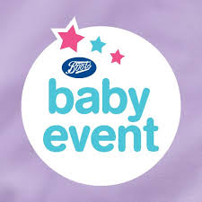 boots baby event logo
