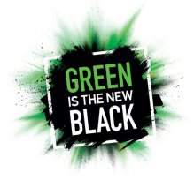 green is new black asda